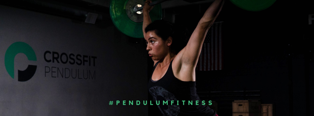 pendulum weightlifting