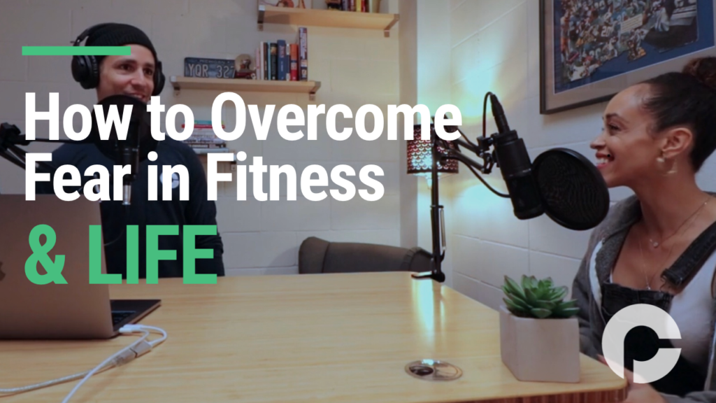 overcome fear in fitness